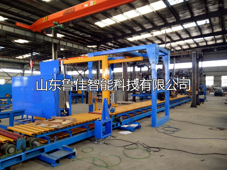 烧结砖缠膜打包机山东鲁佳公司专业生产