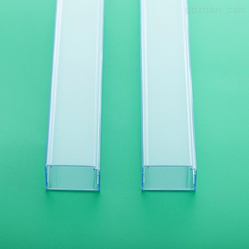 pvc包�b管成都透明方形管挑�x芯片真空管
