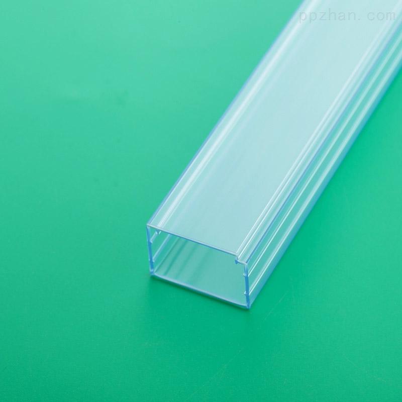 广州透明吸塑管防静电IC管厂家直销
