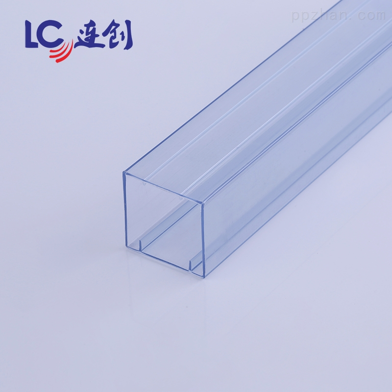 塑料包装管厂家�?橛�tube管电子元件透明管