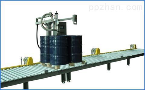 甲苯灌装设备,称重液体灌装机