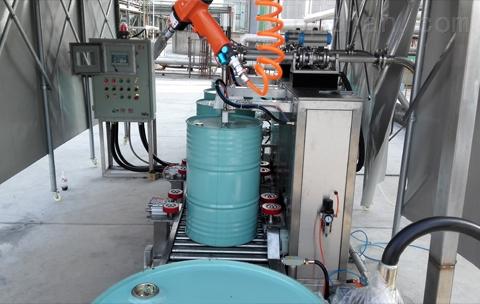 磷酸灌装机,化工物料液体灌装设备