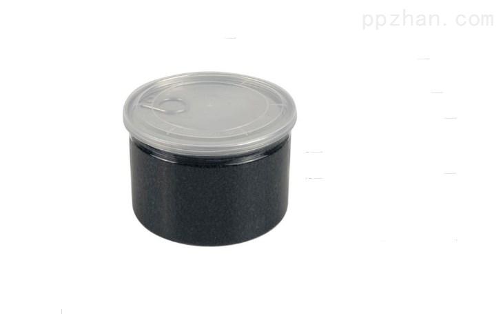小食品包装罐休闲食品塑料罐厂家定制pet罐
