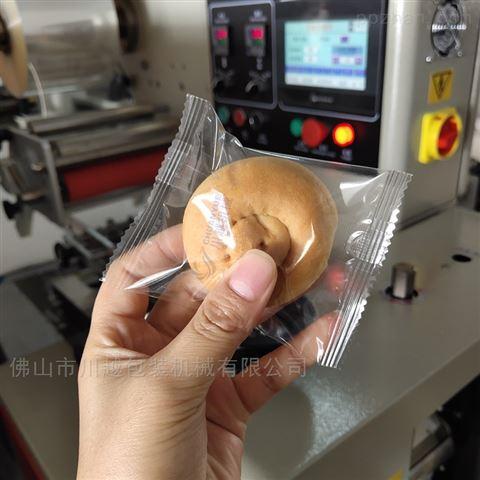 枕式餅干自動包裝機 雪餅包裝設備