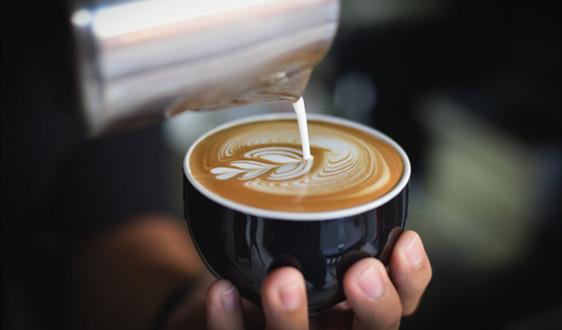 新西兰推出可以吃的咖啡杯 有望减少纸杯浪费
