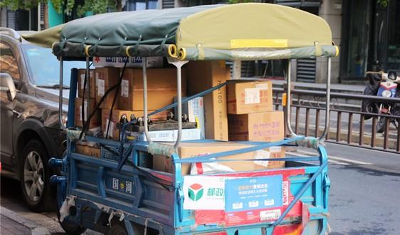郵政、快遞企業運輸防控物資累計7.3萬噸