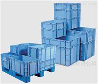 供应HP系列塑料箱 本田物流箱