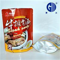 高温蒸煮袋复合铝箔材料自立袋耐高温121度