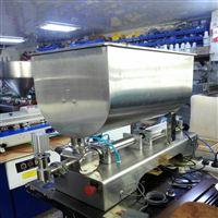 常州酱类灌装机--大出口双层搅拌灌装