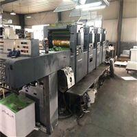 出售海德堡MO650四开四色印刷机