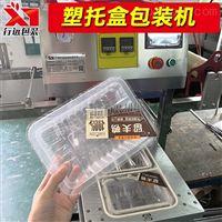 非标定制封口机 餐盒自动封口包装机 塑封机